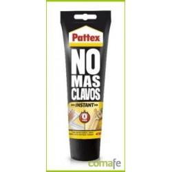 "ADHESIVO MONTAJE PATTEX ""NO MAS CLAVOS"" TUBO 250GRAMOS - Imagen 1"