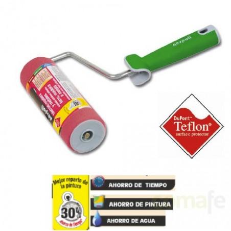RODILLO 180X50MM FIBRA TEFLON ACABADO EXTRAFINO HIERRO/METAL - Imagen 1