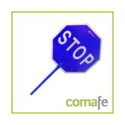 PALETA C/MANGO STOP-PASO 0577 - Imagen 1