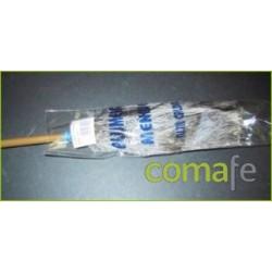 PLUMERO MANGO PLASTICO 22 CM.81406 UNIDAD - Imagen 1