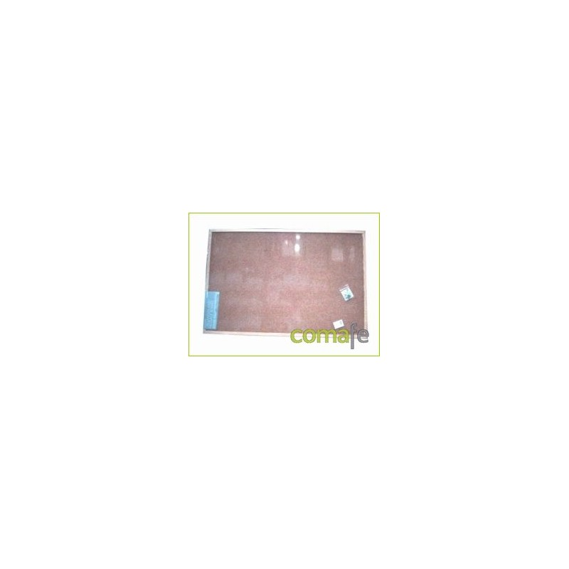 TABLON ANUNCIOS CORCHO 60X40 MC-2 UNIDAD - Imagen 1