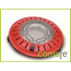 BRASERO CON REFLECTOR DE CALOR 900W 100 UNIDAD - Imagen 1
