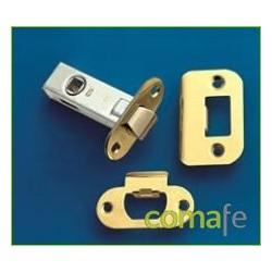 PICAPORTE EMBUTIR N.8 45-B HIERRO LATONADO 4200 UNIDAD - Imagen 1