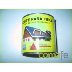 ACEITE P/TEKA 375 ML INCOLORO - Imagen 1