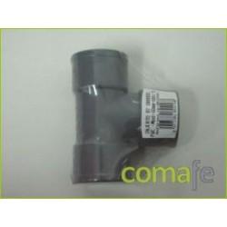 INJERTO 87 EVACUACION PVC 40MM 804168 UNIDAD - Imagen 1