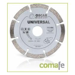 DISCO DIAMANTE UNIVERSAL BASICO 115MM. UNIDAD - Imagen 1