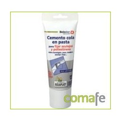 CEMENTO COLA PASTA BLANCO INTER/EXT BEISSIER TUBO 200ML 2396 - Imagen 1