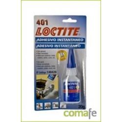 ADHESIVO LOCTITE 401 20GR. 404911 - Imagen 1
