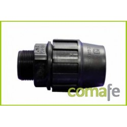 "ENLACE ROSCA MACHO Ø 63MM-2"" PP FITTING"