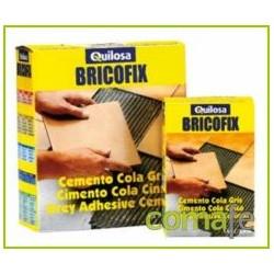 CEMENTO COLA GRIS BRICOFIX 1,5KG 88104 - Imagen 1