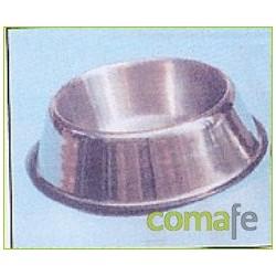 COMEDERO ANIMALES 30 CM INOX - Imagen 1
