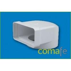 CODO MIXTO 110X55 REF.525 - Imagen 1