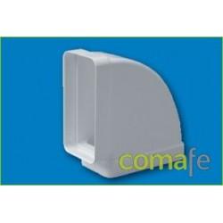 CODO HORIZONTAL 110X55 REF.535 - Imagen 1