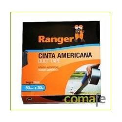 CINTA AMERICANA RANGER ROJA 50X10 10708 - Imagen 1