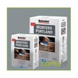 MORTERO DE CEMENTO PORTLAND GRIS INTER/EXTER ESTUCHE 2KG 625 - Imagen 1