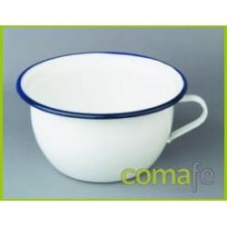 ORINAL - ESMALTADO BLANCO 24 CM. 903524 UNIDAD - Imagen 1