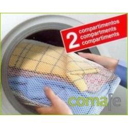 SACO LAVADORA 2 COMPARTIMENTOS 6058 UNIDAD - Imagen 1