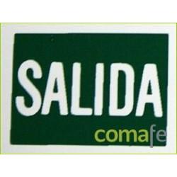 PLACA FOTOLUMINISCENTE SALIDA EF5 - Imagen 1