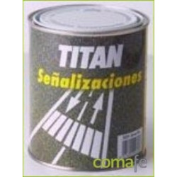PINTURA SEÑALIZACIONES 02A. BLANCA 4 LT . 3200 - Imagen 1
