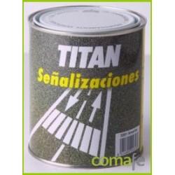 PINTURA SEÑALIZACIONES 02A. BLANCA 750 ML 3200 UNIDAD - Imagen 1
