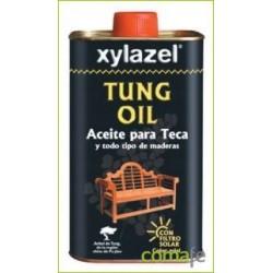 ACEITE PARA TECA MIEL TUNG OIL 750ML 0630403 XYLAZEL - Imagen 1