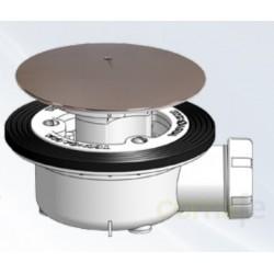 VALVULA PLATO DUCHA SIFON C/TORNILLOS HIDROTEC T-78T 115MM - Imagen 1