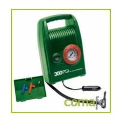 COMPRESOR MINI PROFE.SALKI 12V.300PSI C/INTE+ MANOM.8306827 - Imagen 1